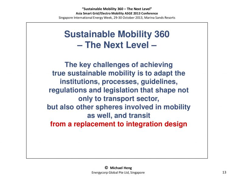 SustainableMobility 360 - The Next Level13