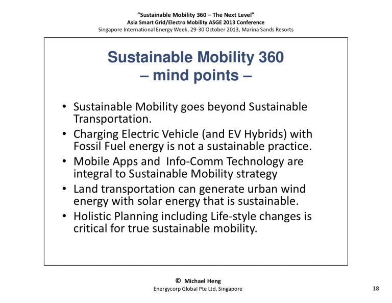 SustainableMobility 360 - The Next Level18