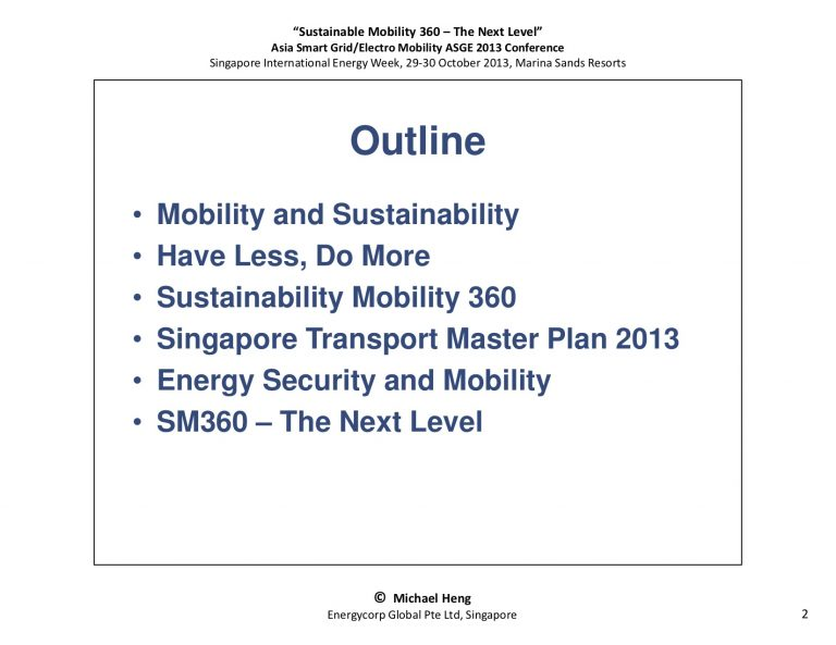SustainableMobility 360 - The Next Level2