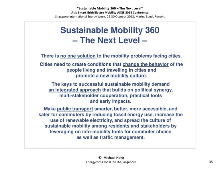 SustainableMobility 360 - The Next Level35
