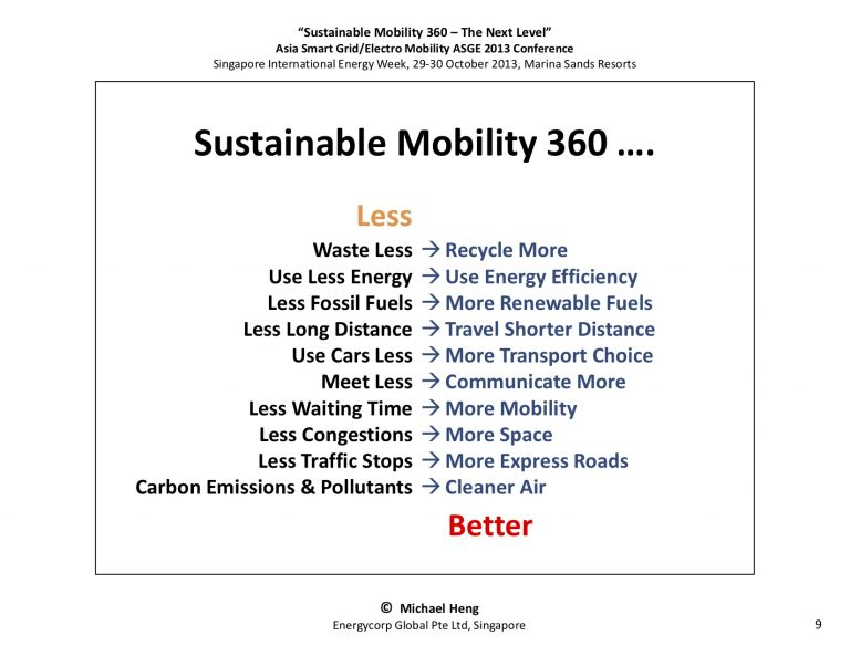 SustainableMobility 360 - The Next Level9